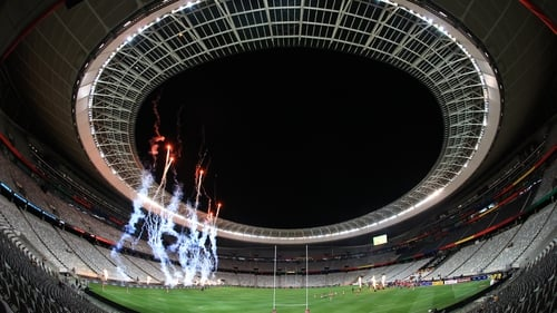Cape Town Stadium will now host all three Lions Tests