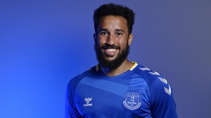 Andros Townsend joins Everton as a free agent