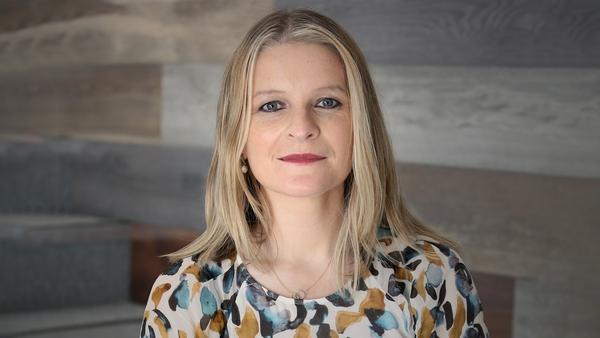 Aine Kerr, Presenter of Reignite on RTE Radio 1 on Saturdays at 10am