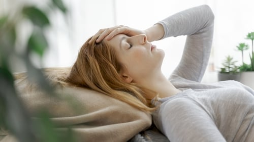 """""""Patient-led research has associated as many as 200 symptoms with long Covid"""". Photo: Getty Images"""