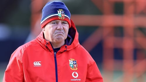 """Warren Gatland: """"We are going to be in an arm wrestle but we are confident we can work through that."""""""