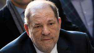 Harvey Weinstein has been serving a 23-year prison sentence (file image)