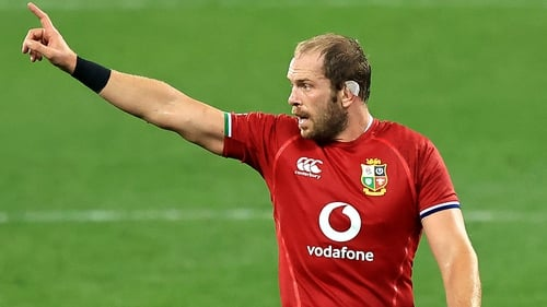 """Alun Wyn Jones: """"There will be a lot of emotion involved."""""""