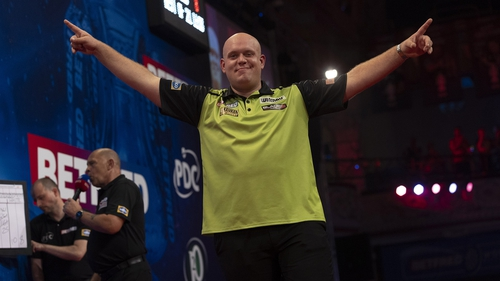 Michael Van Gerwen: 'It's going to be tough, but he fears me more than I fear him'