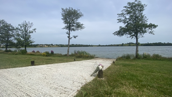 Gardaí were called to Swan Lake near Gowna village at around 9.30pm last night