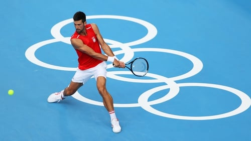 Novak Djokovic only has a bronze to show from his previous Olympic campaigns