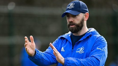 """Hugh Hogan: """"I'm privileged to have had the opportunity to work with Leinster."""""""