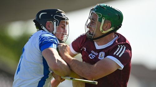 Galway and Waterford tangle in Semple Stadium