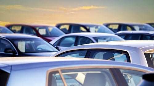 There will be a hike in VRT rates of between 1% and 4% for cars with higher emissions