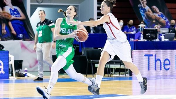 Ireland play in the semis on Saturday