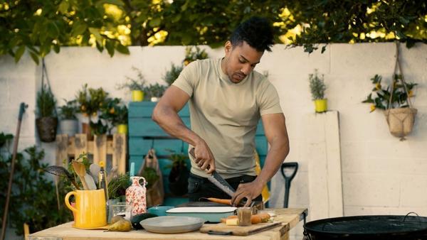 Chef Nico Reynolds.