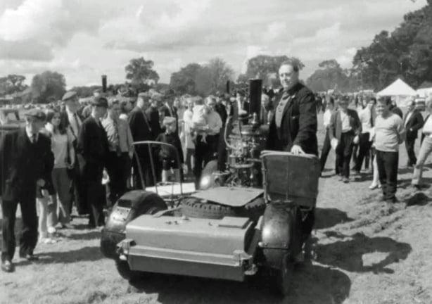 Steam Engine Rally at Stradbally (1971)