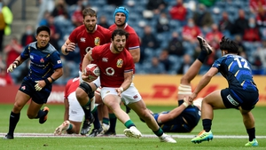 Robbie Henshaw will make his Lions Test debut after his 2017 campaign was cut short by injury