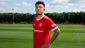 Jadon Sancho: 'The chance to join Manchester United is a dream come true