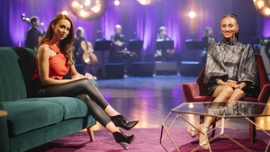 """(L-R) Úna Healy and Loah - """"A dream gig for both of us"""""""