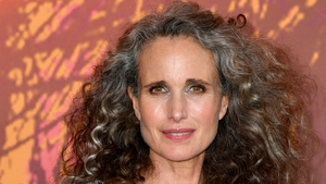 """Andie MacDowell - """"I somehow feel like I look younger because it looks more natural"""""""