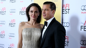 Angelina Jolie and Brad Pitt (Photographed in Hollywood in November 2015) - Judge's departure is likely to further extend their custody dispute