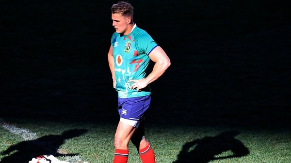 Van der Merwe: 'In any game you play you'll always get some verbal abuse, people getting stuck into you. That's rugby'