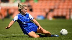 Ciara McAnespie's late goal secured a 30th season of senior football for Monaghan
