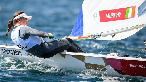 Annalise Murphy will be in action for Team Ireland today