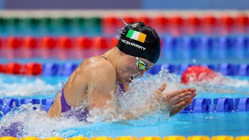 Mona McSharry goes in the Olympic final at 3:17am