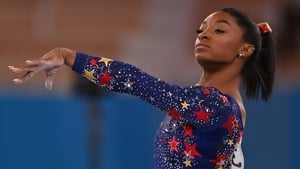 USA Gymnastics said Simone Biles is yet to decide whether to withdraw from her four individual finals