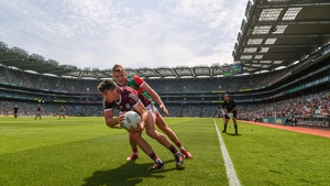 There were 18,000 at last weekend's Connacht SFC final, which was moved to Croke Park