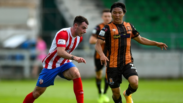 First Division Treaty United gave Dundalk a scare