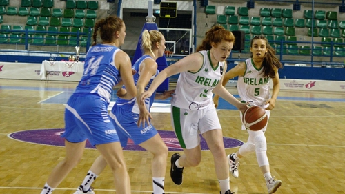 Despite a fourth-quarter rally, Ireland fell to Luxembourg in the final