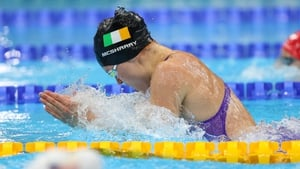Mona McSharry is into the final