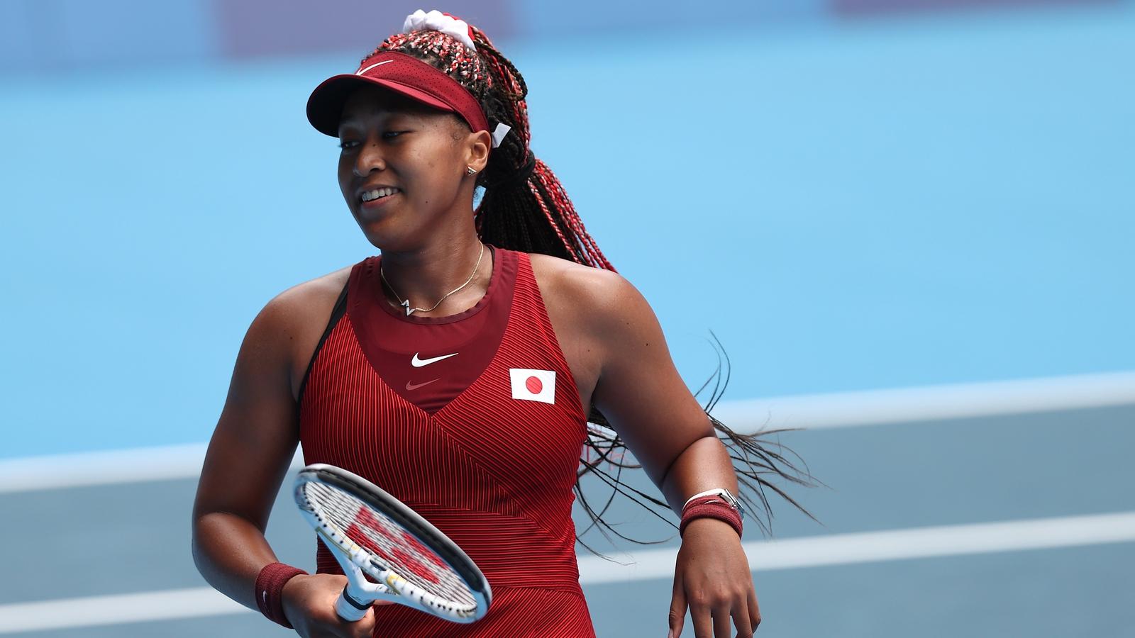 Osaka hints her return to tennis may be close