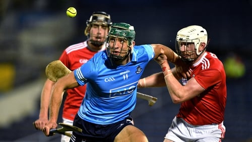 The hurlers of Dublin and Cork met in last year's qualifiers