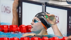 Mona McSharry is only the second Irish swimmer ever to make an Olympic final