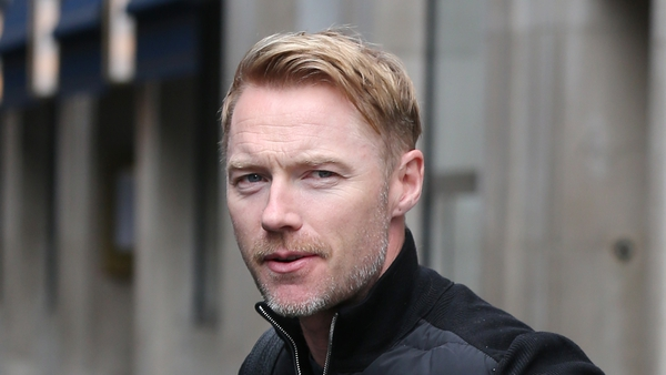 """Ronan Keating: """"For many years I was suspicious as to how my private information was being obtained"""""""