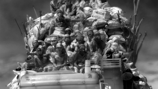 Still from Incoming # 294 2014-17 © Richard Mosse. Courtesy of the artist Jack Shainman Gallery and carlier gebauer