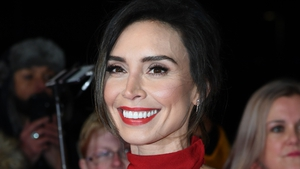 """Christine Lampard - """"I feel very, very lucky to get back even if just for a few weeks - it's just a real, real pleasure"""""""