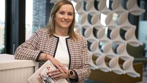 Dara Deering, CEO Home Building Finance Ireland