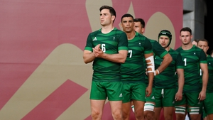 The Irish failed to find any momentum in the tournament