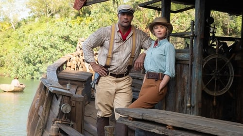 Dwayne Johnson and Emily Blunt are a pleasing double act in Jungle Cruise