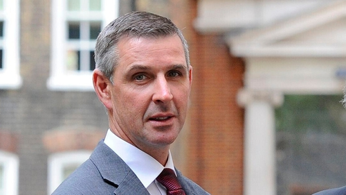 Ian Marshall was elected to the Seanad in 2018 as an independent (File image)
