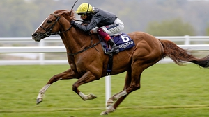John and Thady Gosden opted not to run Stradivarius following a change in the ground conditions
