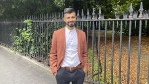 Zak Moradi is among the 4,400 people who have received their certificates of naturalisation