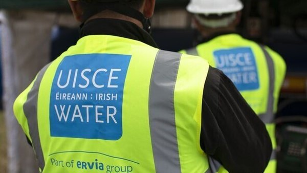 Irish Water crews were on site last evening assessing the damage ahead of repairs
