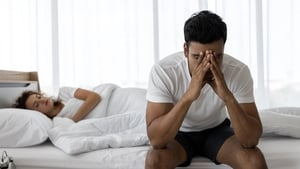New research has found that some men who have had Covid-19 might experience unwanted sexual side effects. Photo: Getty Images