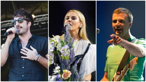 The Coronas, Lyra and Bell X1 are just some of the fantastic Irish artists set to play Autumn Air