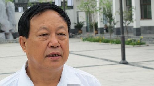 Sun Dawu was tried in secret in Gaobeidian near Beijing