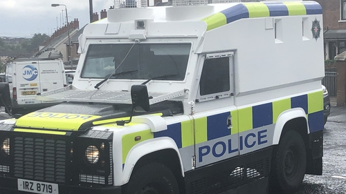 The PSNI have arrested a woman