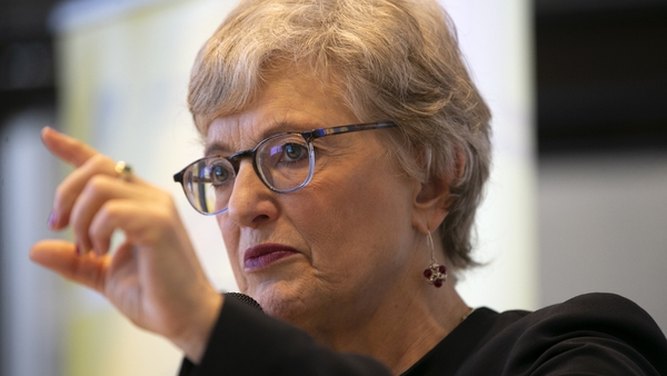 Katherine Zappone was Minister for Children in the last government (File pic: RollingNews.ie)