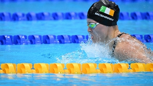 Mona McSharry leaves the Games with a whole host of positives