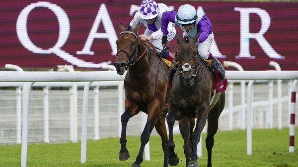 Alcohol Free prevailed in the battle of the Royal Ascot winners